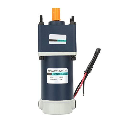 Herramienta eléctrica de 12 V, 300 W, eje de 15 mm, motor de CC para banco de cortar dispositivos médicos para máquina de dulzura (150 RPM, tipo Pisa Leaning Tower Type)