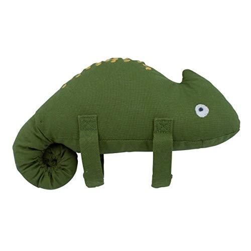 Sebra - Spieluhr - Carley das Chamäleon - Moss Green - H15,5 x B20 cm