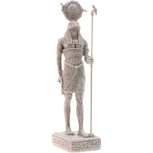 Veronese Ägyptischer Horus stehend steinfarbend