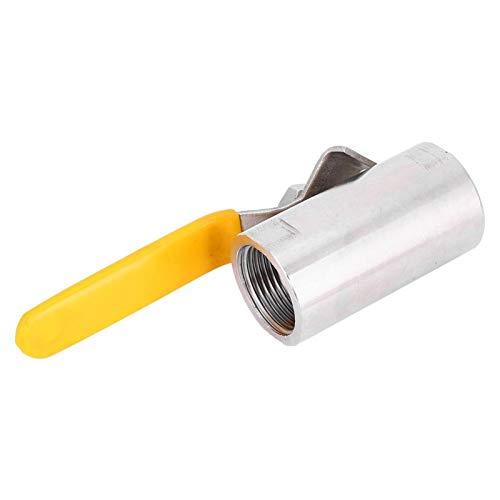 """Válvula de bola de acero inoxidable de resistencia alcalina 201 para accesorio industrial de compresor de aire(DN20 3/4"""")"""