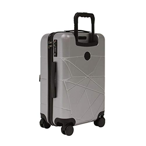 VESICA 22' inch Carry-On Smart Luggage with Dual Port Removable USB Battery