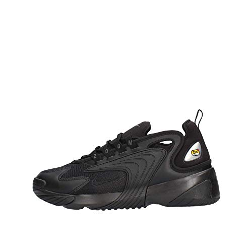 Nike Zoom 2K, Scarpe da Ginnastica Uomo, Nero (Black/Black/Anthracite 002), 42.5 EU