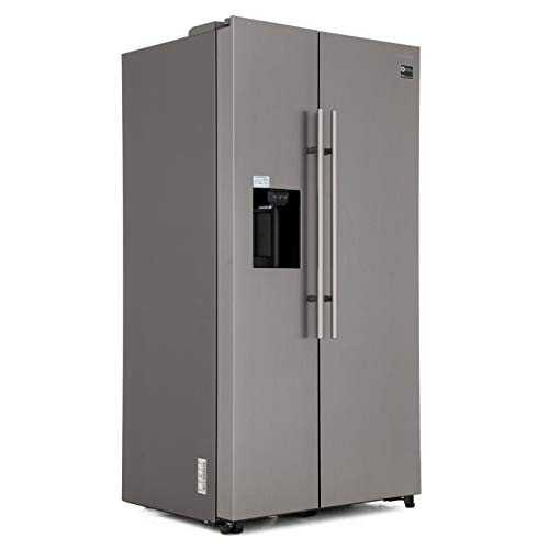 Samsung RS67N8210S9 609L Fridge Freezer, Spacemax Technology