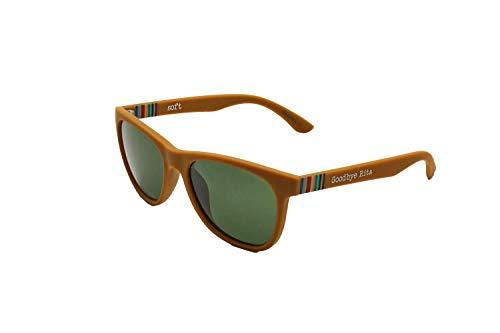 Goodbye, Rita. - Gafas de sol Polarizadas Color café - Lente ahumada - Modelo Bob