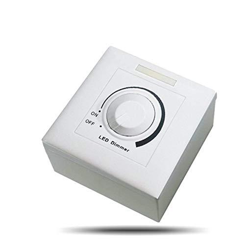 BianchiPatricia Dc 0-10V Led Dimmer Switch Adjustable Controller Led Driver Dimmer