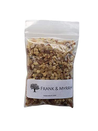 Frank and Myrrh Resin Incense Blend 2 oz.