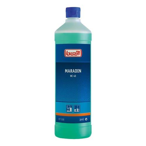 Buzil Maradin HC 43, 1 Liter - Intensivreiniger Bodenreiniger