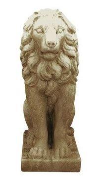 Vieille Pierre S44 Lion GD mdèle Statue