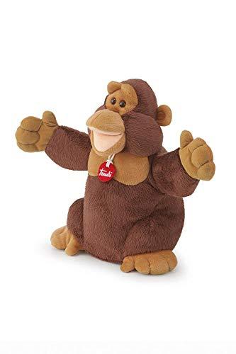 Trudi 29810 – Handpuppe Gorilla cm 35