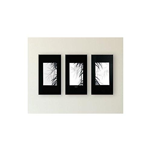 DecoSoon Tableau Peinture Feuillage ombré des Temps Modernes