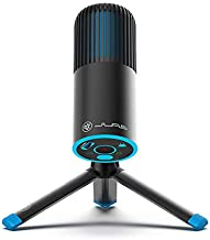 JLab Audio Talk Go USB Microphone | USB-C Output | Cardioid or Omnidirectional | 96k Sample Rate | 20Hz - 20kHz Frequency Response | Volume Control and Quick Mute | Plug and Play