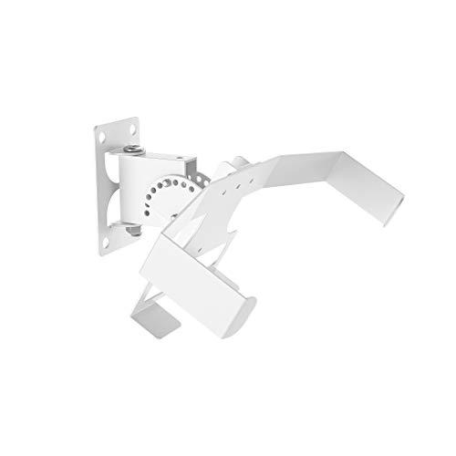 Wall Mount for Bose Soundtouch 20 Tilt & Swivel Adjustable Mounting Bracket for SoundTouch 20 Wireless Speaker Mounts, White