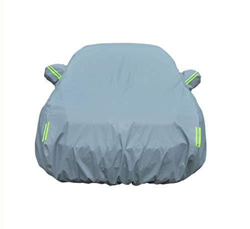 Cubierta del coche de la cubierta completa del protector solar resistente al agua y transpirable cub