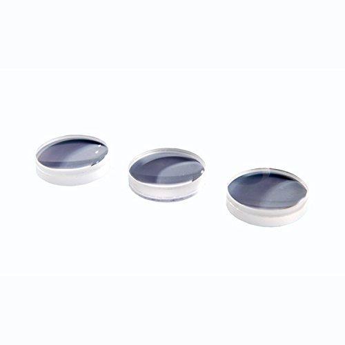 KPT-142 K9 Plano convex lens Flat convex lens Optical lens dia:30.0mm f:100.0mm