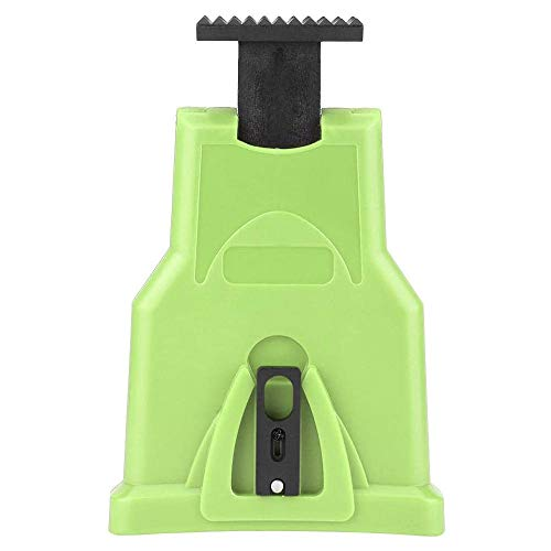 Portable Electric Chainsaw Teeth Sharpener Chain Sharpening Tool Simple Fast Grinding Tools For Woodworking (green)