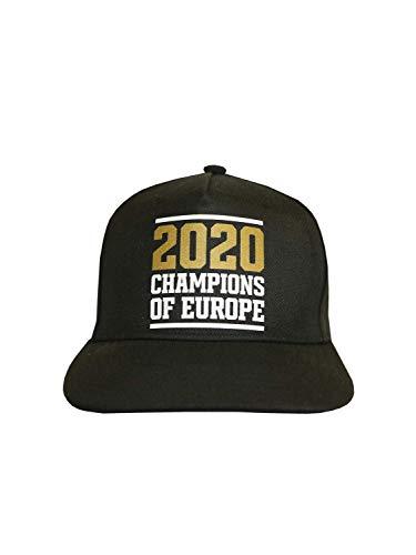 FC Bayern München Cap Champions of Europe 2020 schwarz