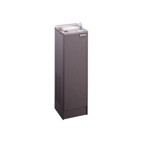 Halsey Taylor S300-2E-Q-PV Economy Free-Standing Water Cooler, Platinum Vinyl