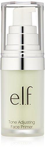 e.l.f. Tone Correcting Face Primer, Use as a Base for Your Makeup, Neutralize Uneven Skin Tones, 0.47 Fluid Ounces