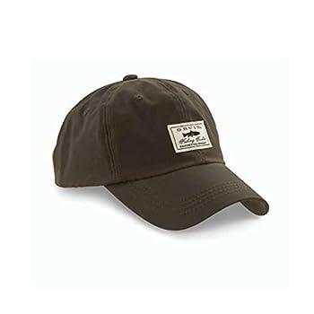 Orvis Vintage Waxed-cotton Ball Cap