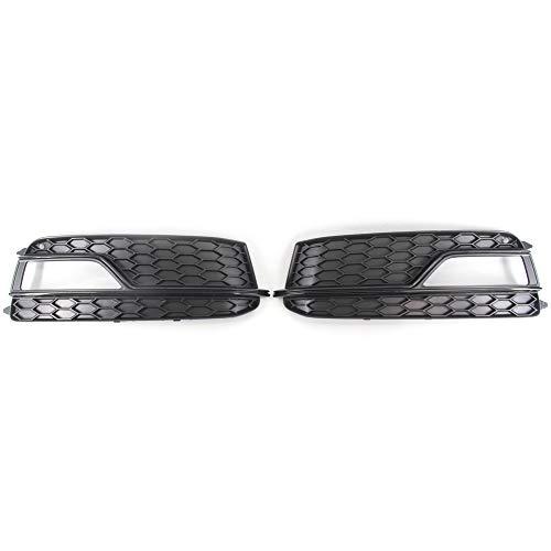 Voorbumper Mistlamp Grill Vervanging Voor AUDI A5 2013-2017 S-serie links-rechts paarset
