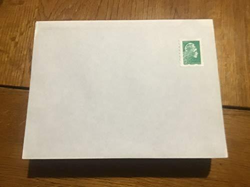 enveloppe pre timbree auchan