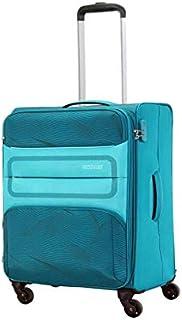حقيبة أطفال مرنة لكابين السفر للأمتعة من أميريكان توريستر، جايد، تدور 55 سم
