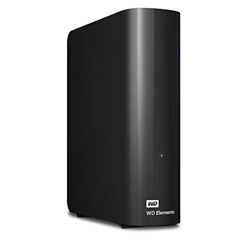 WD HDD 外付けハードディスク 6TB Elements Desktop USB3.0 WDBBKG0060HBK-JESN / 2年保証