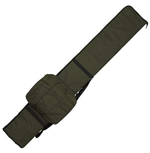 FOX R-Series 3 Rod Holdall 12ft 196x31cm - Rutentasche für Karpfenruten, Angeltasche für Karpfen Angelruten, Rutenfutteral