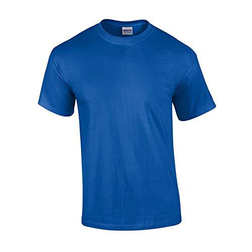 Gildan - T-Shirt Ultra - Übergrößen bis 5XL / Royal, XXL XXL,Royal