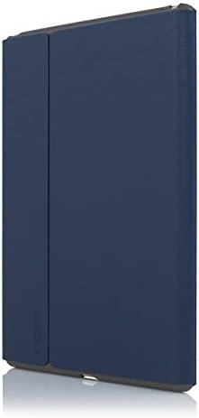 discount iPad popular Pro Case,Incipio [Faraday] iPad Pro Ultra-Thin Slim Fit with Magnetic Folio Fold Rigid Over Closure Cover high quality Vegan Leather case - Navy sale