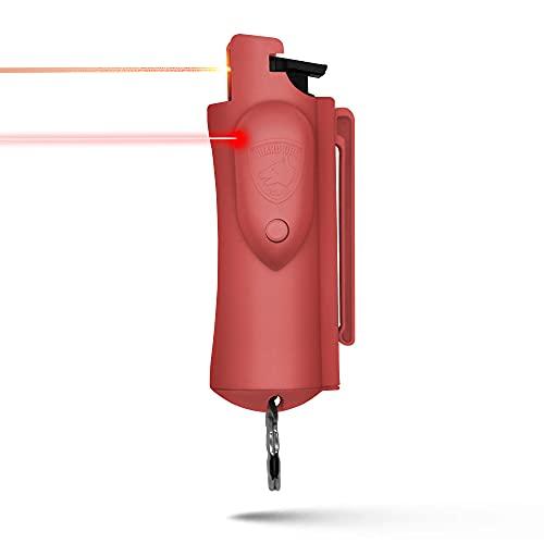 World's Only Laser Sight Pepper Spray