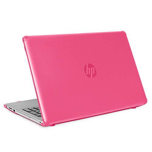 mCover Carcasa rígida para PC portátil HP 15s-fqXXXX / 15s-eqXXXX / 15-dyXXXX /15-efXXXX de 15,6' color rosa