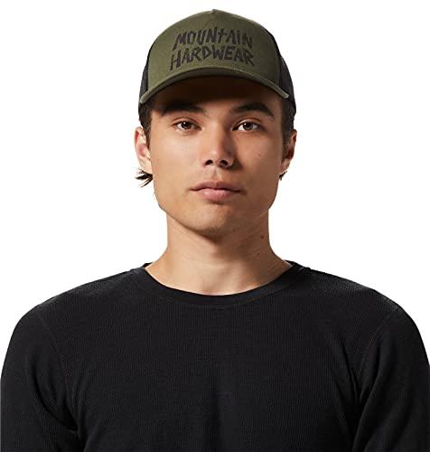 Mountain Hardwear Gilman St - Cappello da camionista, Colore: verde pietra., taglia unica