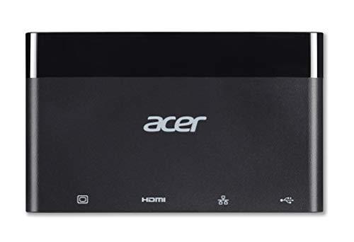 Acer Adapter / Netzteil (USB Type-C auf HDMI, USB (A), VGA und RJ-45  für alle Acer Notebooks und 2-in-1 mit Type-C Anschluss, kompakte Abmessug, keine Treiberinstallation notwendig) schwarz