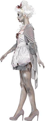 Smiffys Costume Zombie Georgiano, comprende Abito e Copricapo