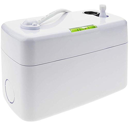 PrimeMatik - Kondensatpumpe mit 200 ml Tank. Kondensathebeanlage für Klimaanlage