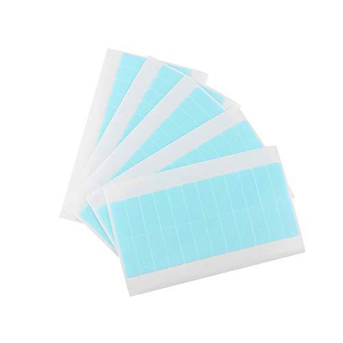 Bande adhésive pour extensions de cheveux - Étanche - Double face - Colle adhésive pour perruque.