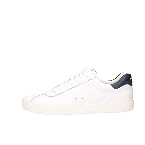 Ralph Lauren Polo 809735368 001 Sneakers Uomo Bianco/Blu 41
