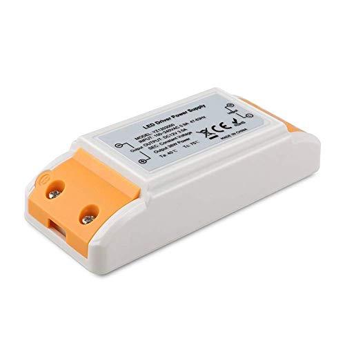 Brolight 0-36W LED Trafo LED Transformator Netzteil LED Treiber 12V DC, 3A AC 100-240V DC 12V Konstantstrom Typ für MR16 MR11 G4 GU5.3 LED Glühbirne oder LED Streifen (3A-36W)