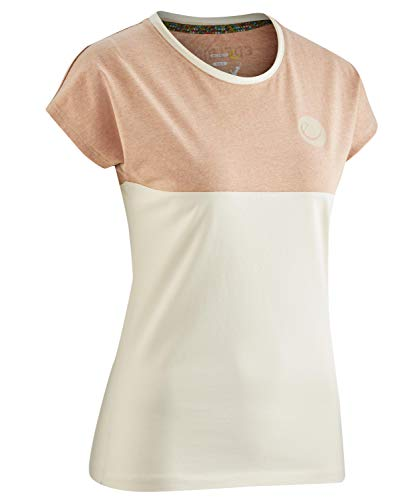 EDELRID Angama T-Shirt Femme, Peanut, s