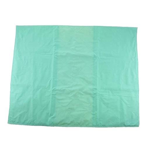 Tubayia - Protector de cama lavable para incontinencia, 70 x 150 cm, para pacientes, discapacitados, ancianos, maternidad, etc.