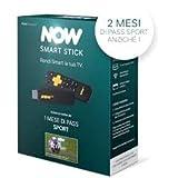 NOW Smart Stick avec Les 2 Premiers Mois de Sport Inclus   clé Streaming  ...