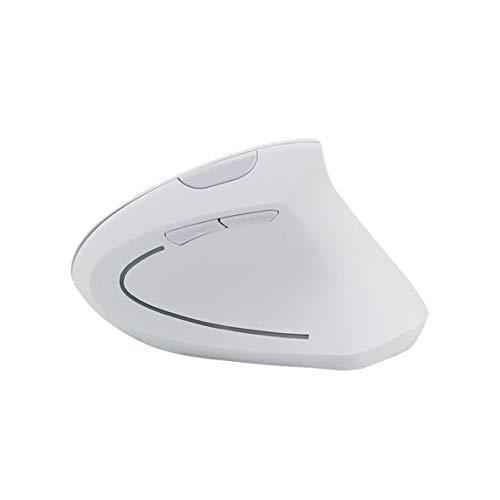 BiaBai Ergonomische vertikale 3D-Maus Notebook-PC-USB-Maus Schnurlose Stromsparende Computer-Laptop-Maus Drahtlos