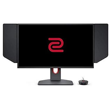 BenQ ZOWIE XL2546K 24.5 inch 240Hz Gaming Monitor | 1080P | DyAc+ | Smaller Base | Flexible height & tilt adjustment | XL Setting to Share | Customizable Quick Menu | S-Switch | Shield