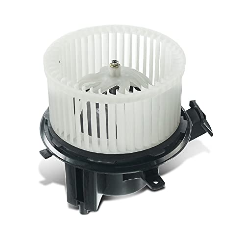 Front Side HVAC Blower Motor Assembly for Chevrolet Silverado 1500 2500 3500 Traverse GMC Sierra Acadia Buick Enclave Saturn Outlook