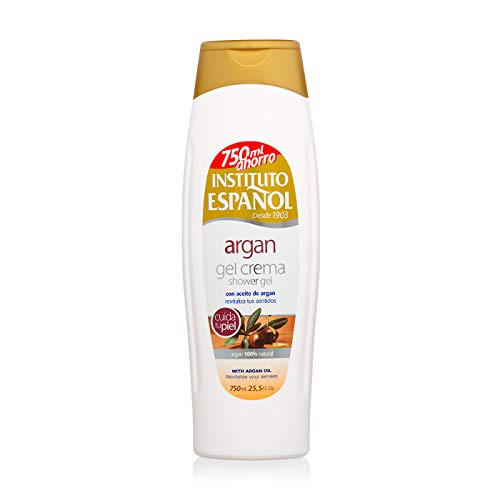 Instituto Español Gel de Ducha con Argán - 750 ml