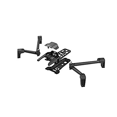 Parrot - Mechanical Kit for ANAFI Drone - Drone Body + 2 Front Arms + 2 Rear Arms + Hinge and Mount + LED + Coaxial Cable Front and Rear + Screws and Assembly Tool - ANAFI Drone Repair Kit by Parrot