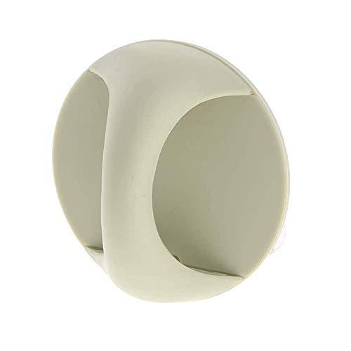 Jia Hu Pomo redondo autoadhesivo para muebles, 4 unidades