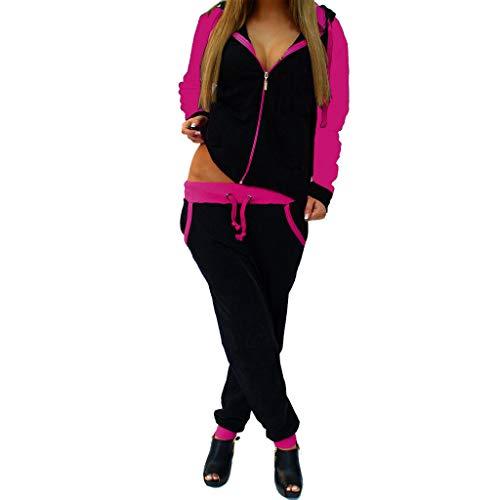 Women Suits Tracksuits Pant Tracksuit Sport Sweat Suit Set 2 Piece Sweatsuits Jinjiums Winter Velour Sweatshirt