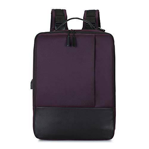 Waterdichte multifunctionele anti-diefstal laptoptas, handtas schoudertassen vrouwen notebook handtas rugzak 17 inch